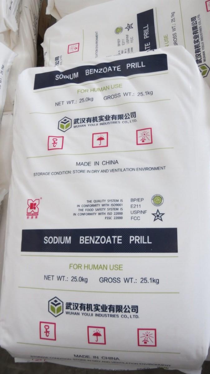 benzoat hạt