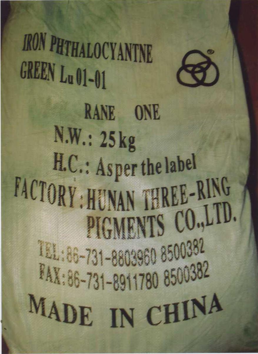 IRON OXIDE GREEN 48,000đ/kg