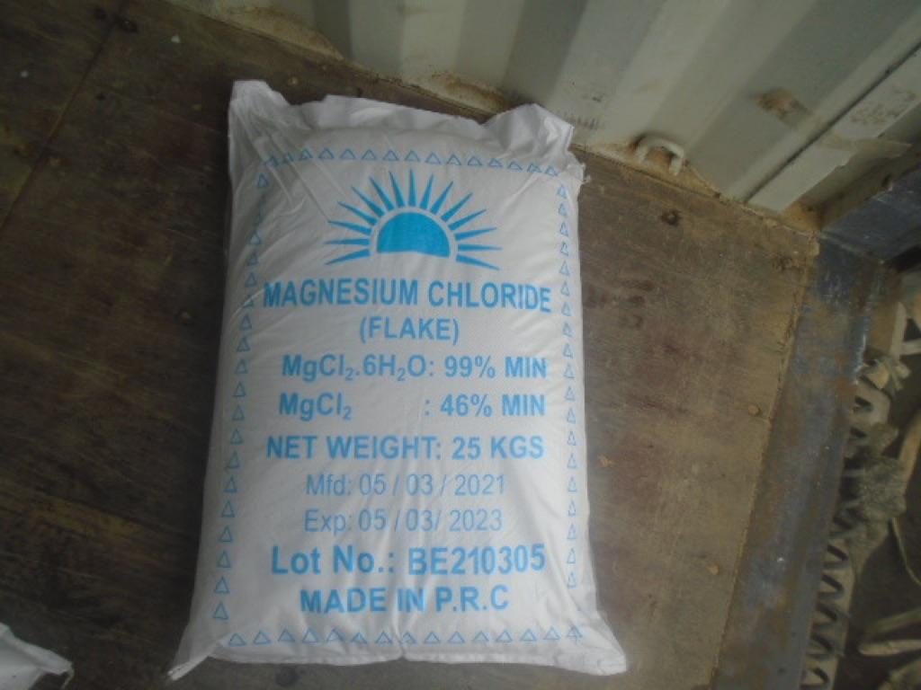 Magnesium Chloride -MgCl2