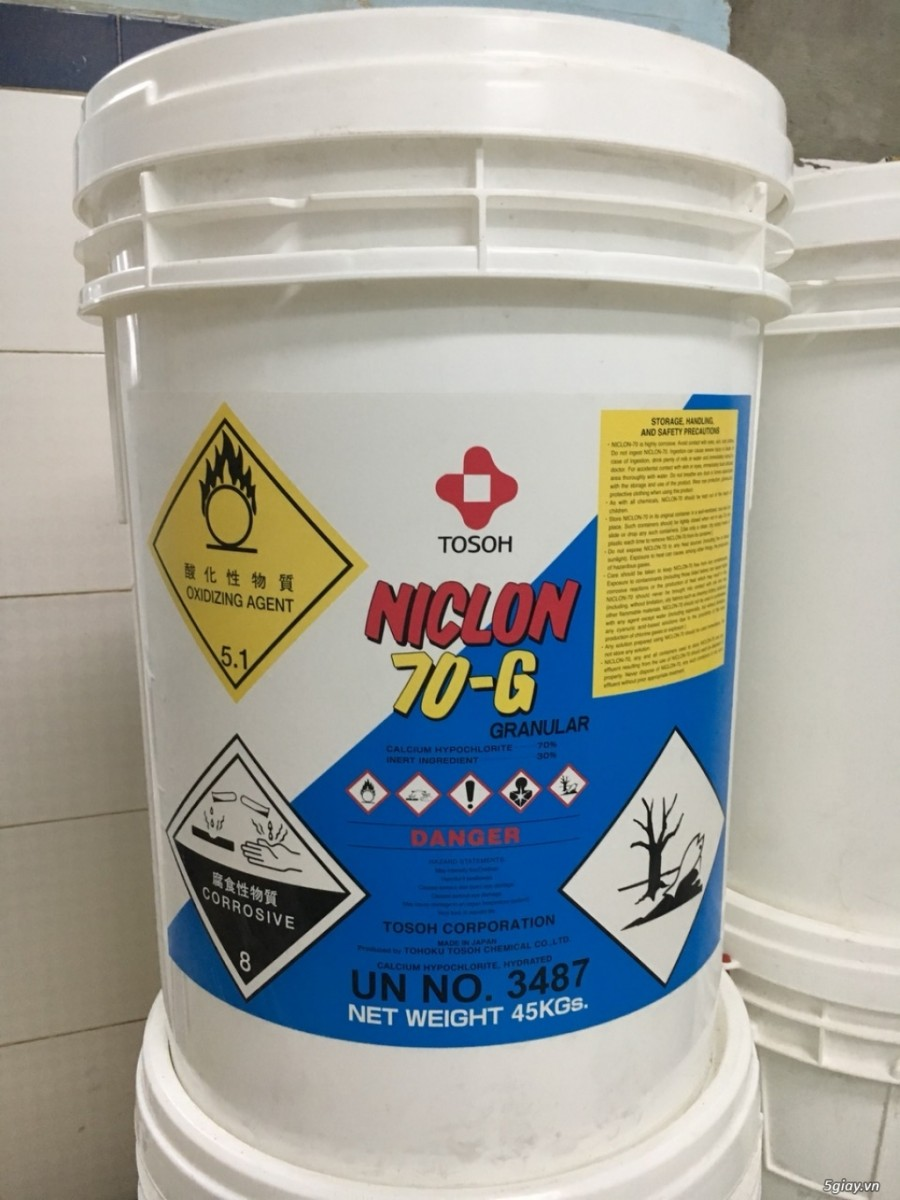 Chlorine Niclon 70G